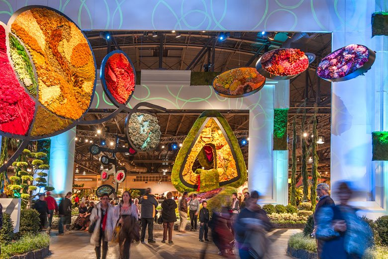 Save The Date: The 2016 Philadelphia Flower Show Arrives March 5 Through 13