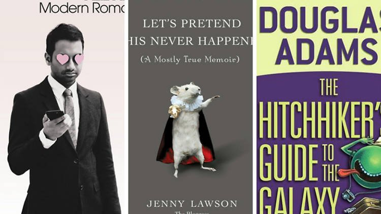 The 10 funniest books of all time, ranked