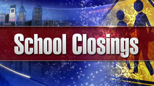 EARLY DISMISSALS -- Some early school dismissals are being reported. Check the list here