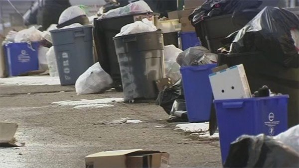 City decides to pick-up Tuesday trash, recycle collections-