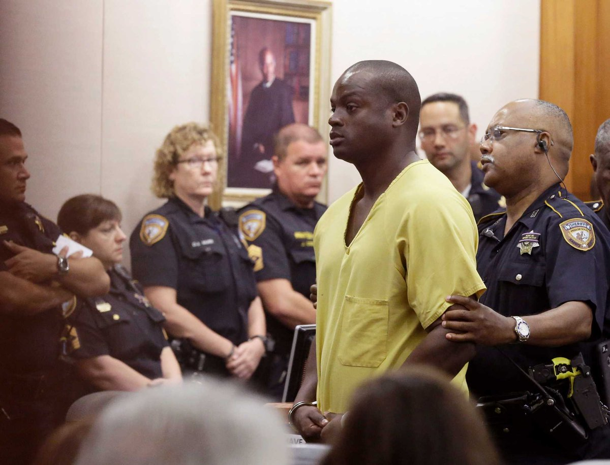 Suspect in killing of @HCSOTexas deputy declared incompetent for trial. hounews