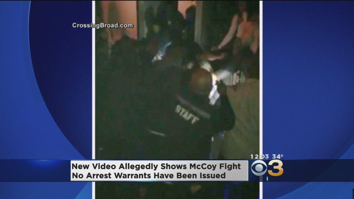 New Video Allegedly Shows LeSean McCoy Fight