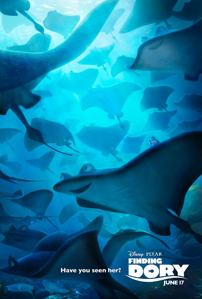 New Finding Dory Posters Revealed 4