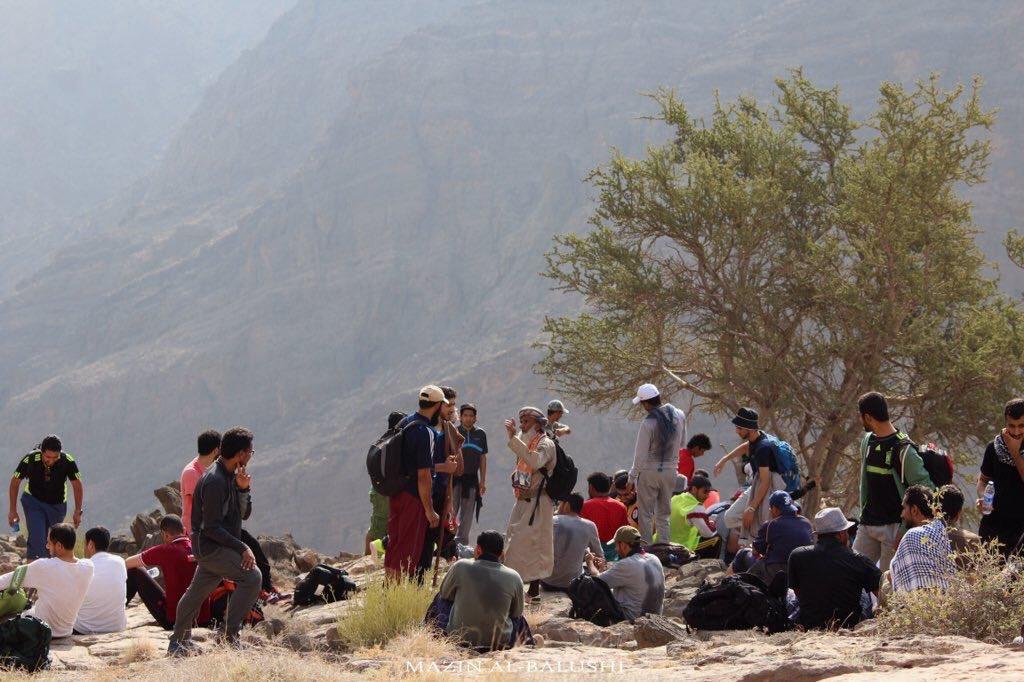 Soft adventure e outdoor in Oman