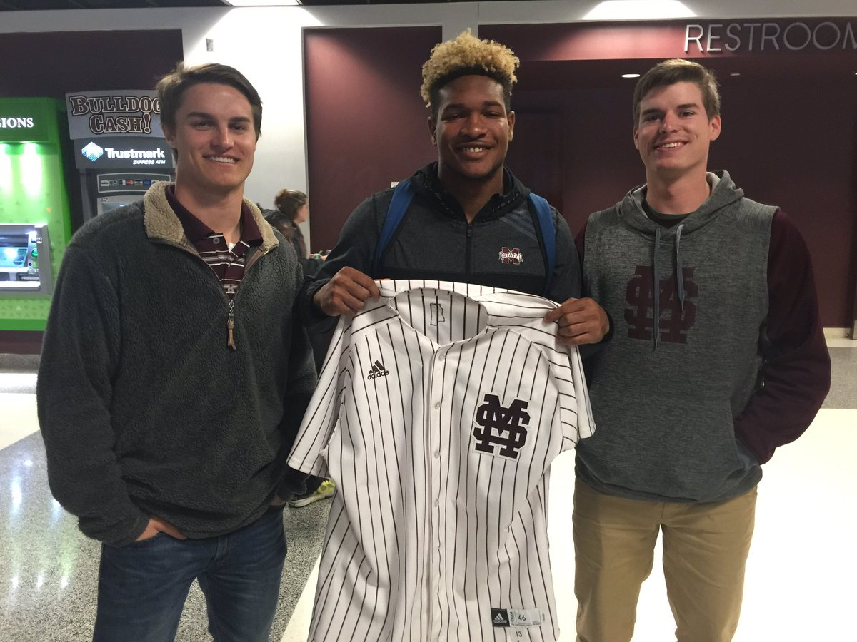 I need your help RETWEET to help me win this jersey tonight at #cowbellyell @6 in Palmeiro @HailStateBB https://t.co/8urVbmgveX