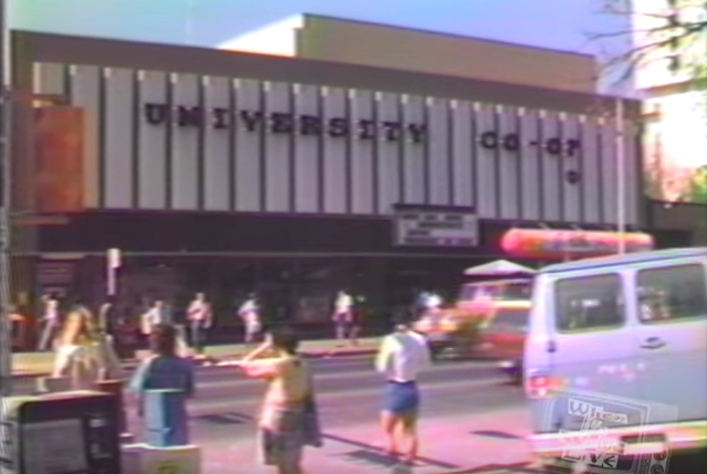 Get your Reeboks on -- we're going on a tour of UT in the '80s