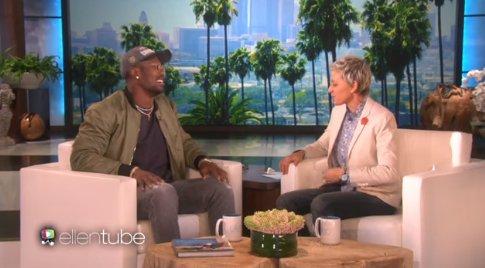 Watch: Von Miller pokes fun at Manning, talks free agency on Ellen DeGeneres Show