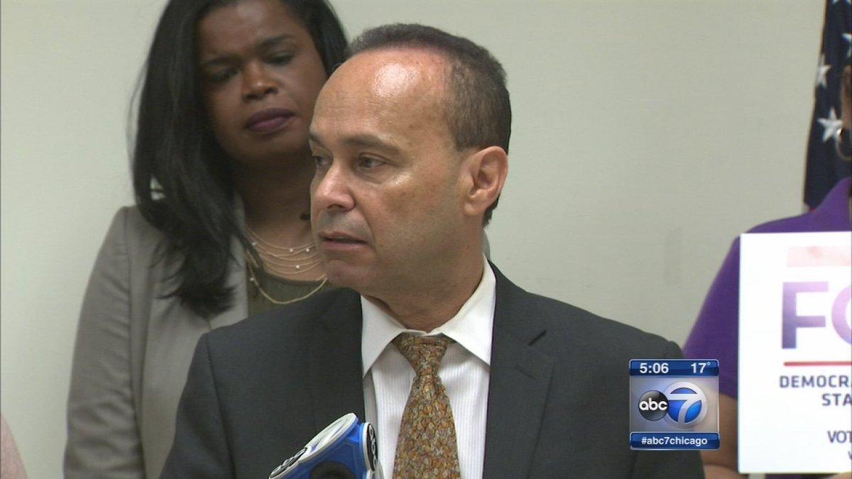 Alvarez loses Rep. Luis Gutierrez's endorsement in Cook County state's attorney race...