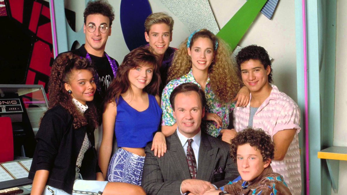 Chicago is getting a 'Saved by the Bell' pop up diner.