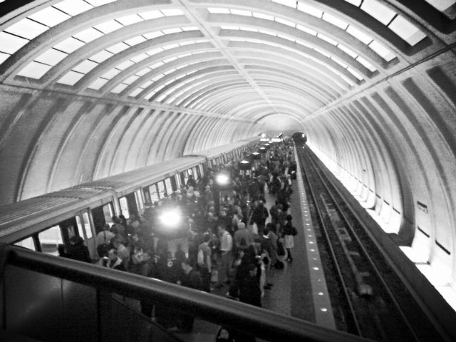 Report: Metro ridership has decreased by more than 5 percent over the last year.