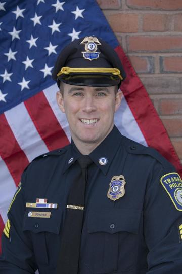 Sgt. Richard Donohue, critically injured during shootout with marathon bombers, is retiring