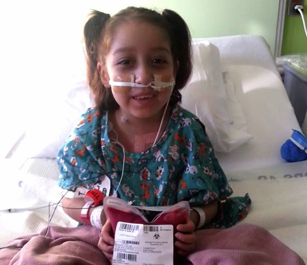 Keep your cards coming for Yasmin as she recovers in the hospital! Address: TeamYasmin