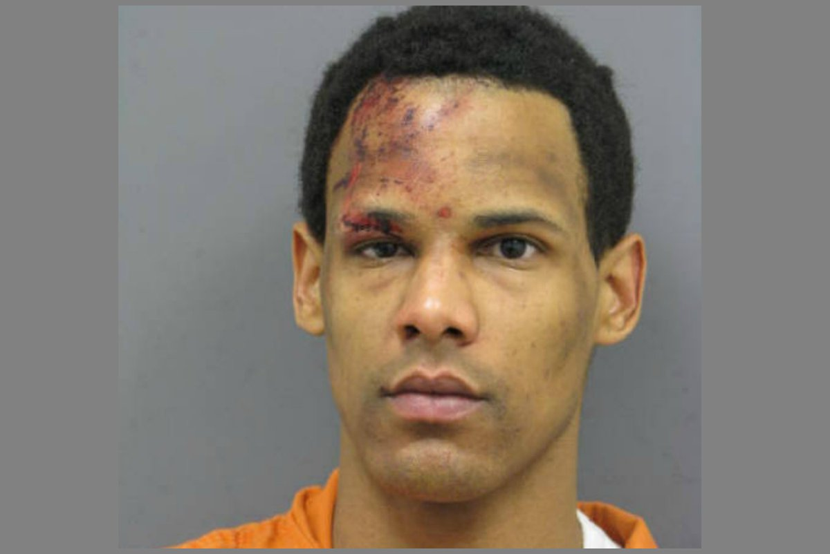 Va. man carjacks taxi, runs from police, crashes, flees on foot, caught by K-9.