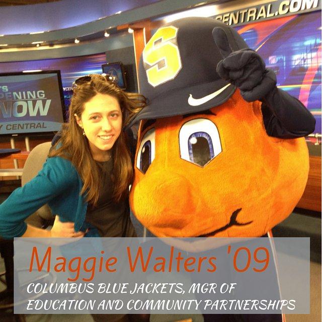 Thumbnail for @maggiejwalt takes over as @WorkingOrange, 2/10/16