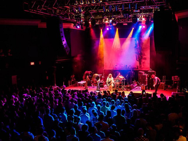 The @930Club will debut its very own TV show this spring.