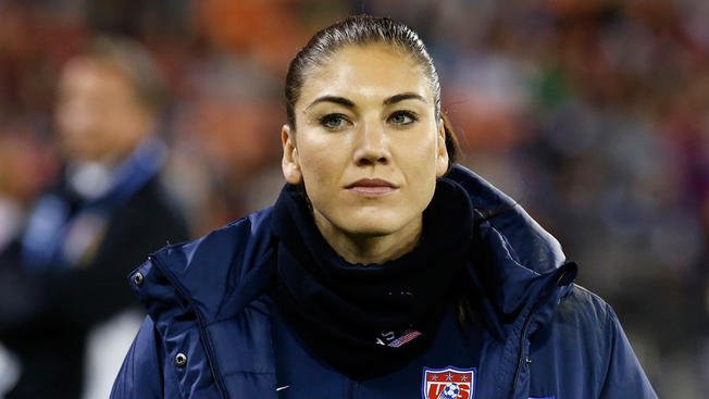 Soccer star @HopeSolo says she might skip the Olympic Games in Rio because of Zika virus