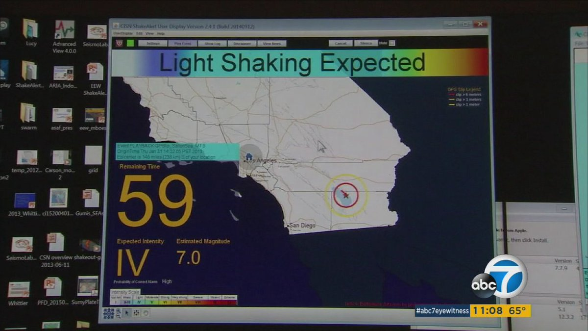West Coast earthquake early-warning system gets $3.6 million funding boost