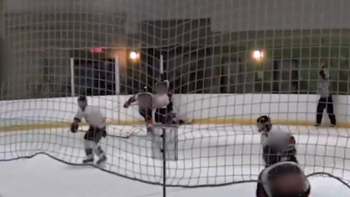 Teen hockey player charged with assault after on-ice hit ottnews
