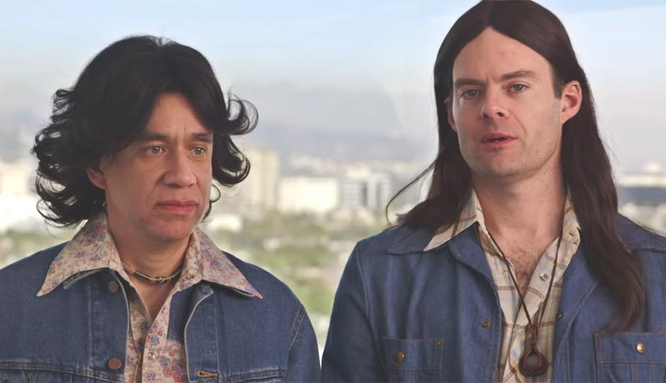 WATCH: Bill Hader and Fred Armisen Announce Hall & Oates' 2016 Tour