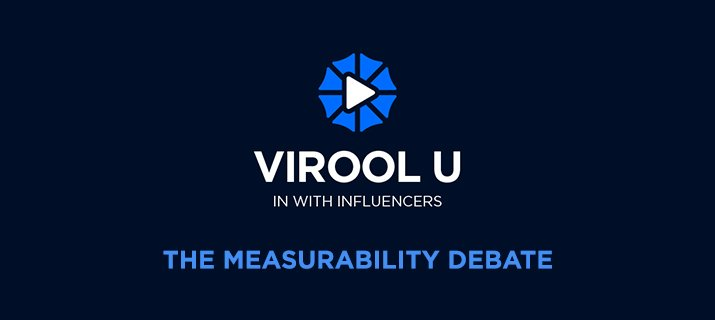 New from #ViroolU : Measurability in #DigitalVideo is complicated, let's discuss https://t.co/TzIoq2Gmrk https://t.co/STkSglIuQt