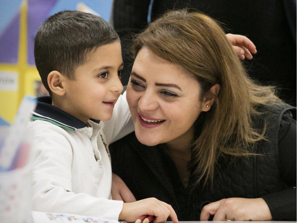 About 150 Syrian refugee children already in Ottawa schools