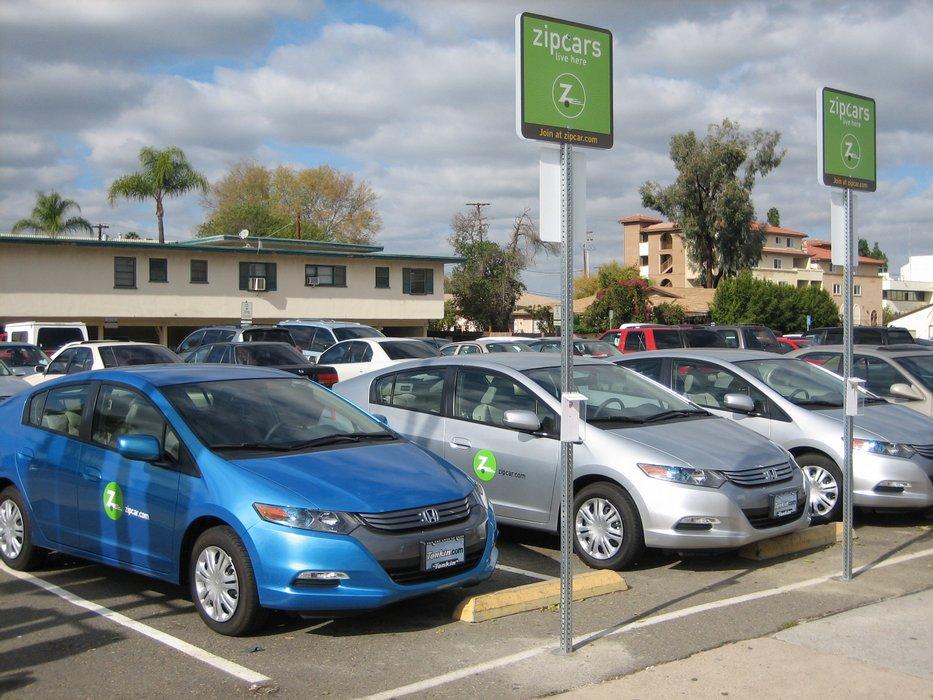 San Diego expands car-sharing program.