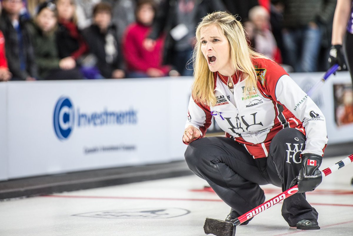 ... : Jennifer Jones Looks To Add Another Scotties to her Resume