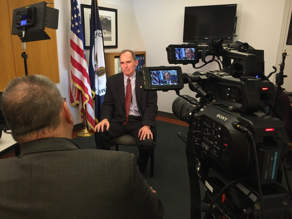 Interview at the US Nuclear Regulatory Commission 2x Sony FS 7 at 4K, Canon 90mm TS lens, Nikon 70-200 #fs7 #sonyfs7