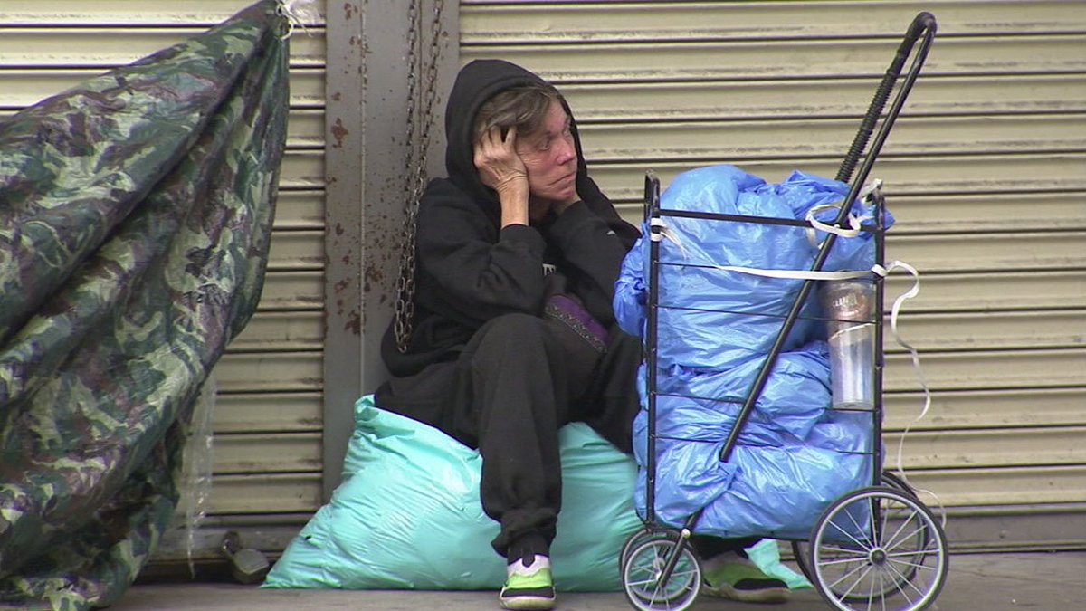 Los Angeles city, county leaders pass initiatives to help homeless