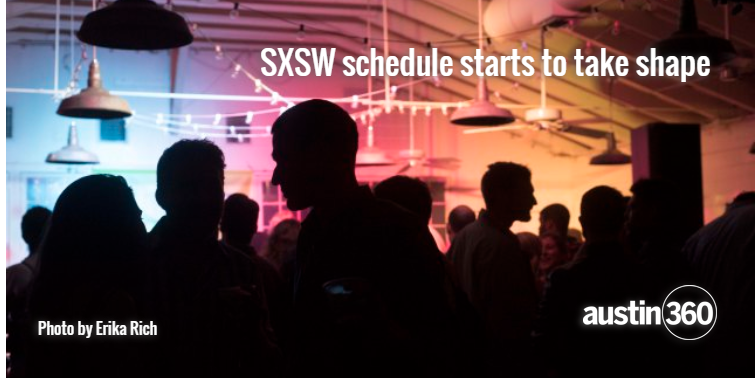 Organizers have started quietly filling in the grid for SXSW showcases. Here's what we know