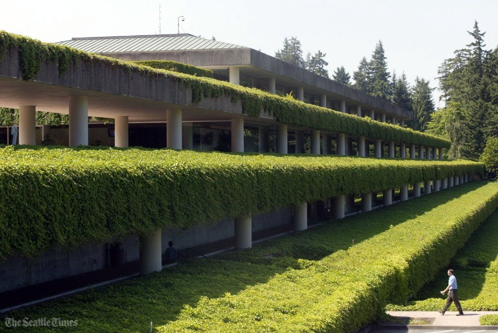 Weyerhaeuser's Federal Way campus sold to Industrial Realty Group. Campus covers 425 acres
