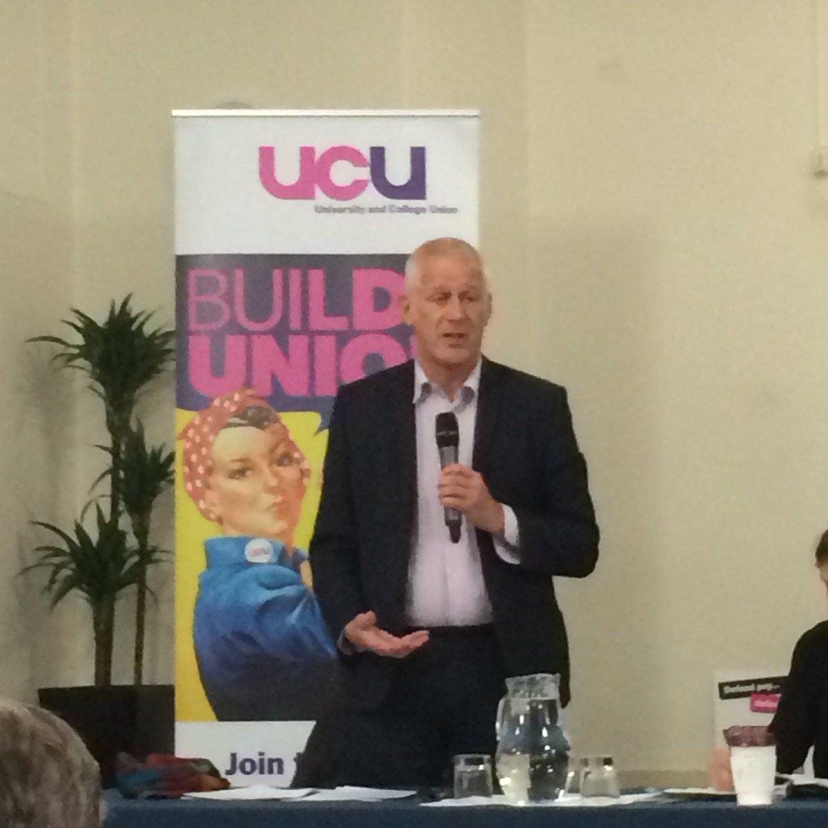 Now @GordonMarsden introduces the @ucu rally for the #FEStrike24Feb https://t.co/HyaDkvG72d