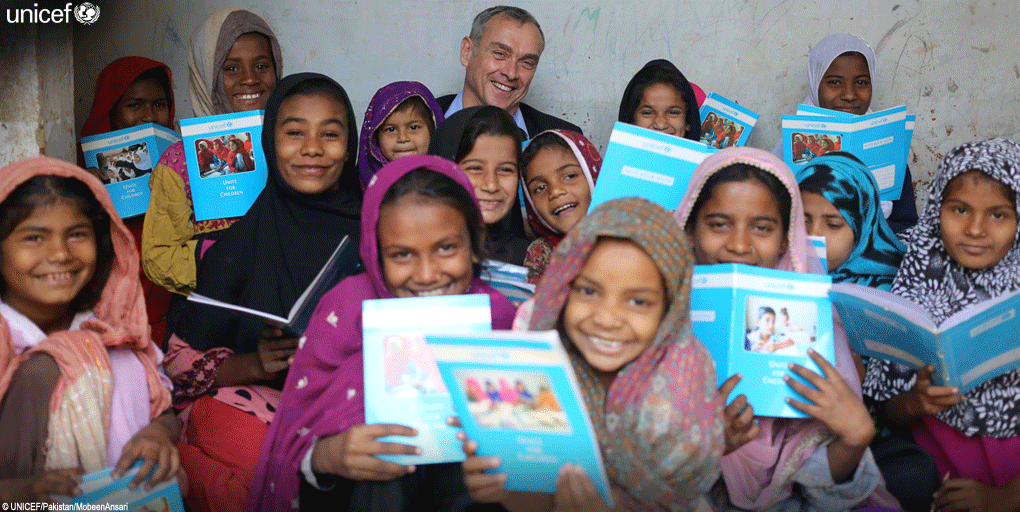 "UNICEF Pakistan on Twitter: ""UNICEF helping children of ..."