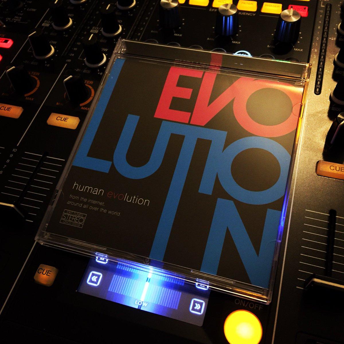EVO+さん(@pekepomm)有難うございます!自分もEVO+さんのアルバム聴かせて頂いてます~!超ハイクオリティで、皆さんにもオススメ