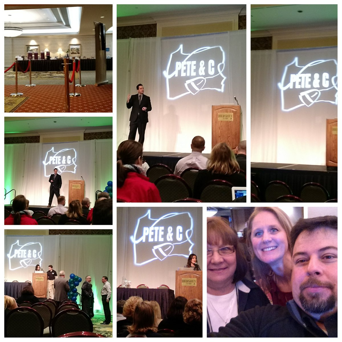 Remembering the first two days at #pete2016 https://t.co/rBMhRTc6mH