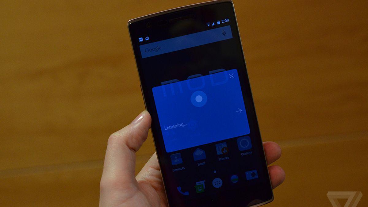 Windows Phone lives on through Microsoft's Cyanogen OS