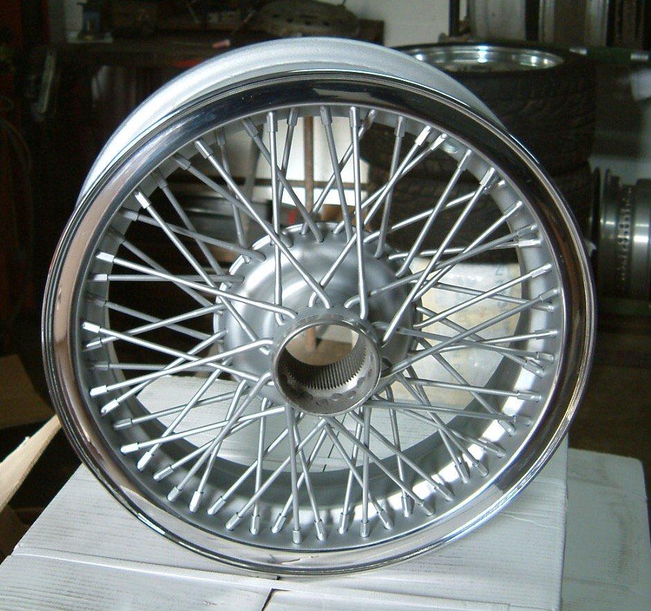 Wire Wheels: Turrino Wire Wheels