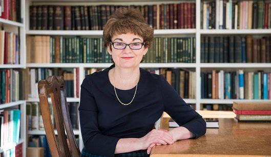 NEWS: Professor Sally Mapstone is to be our new Principal. https://t.co/FtUyNEU0Yz https://t.co/261pfvO33n