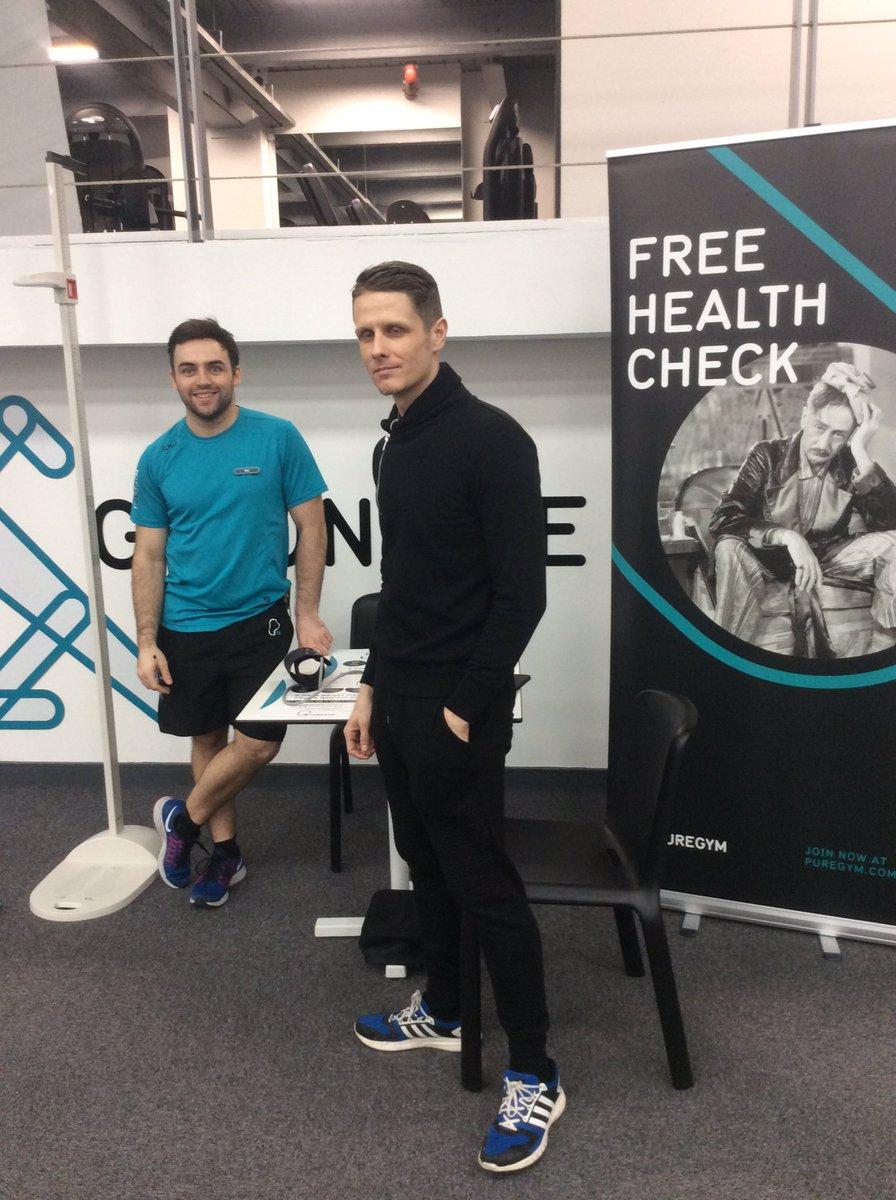 Pure Gym Canary Wharf >> Puregym Canary Wharf On Twitter Come Get You Free Health