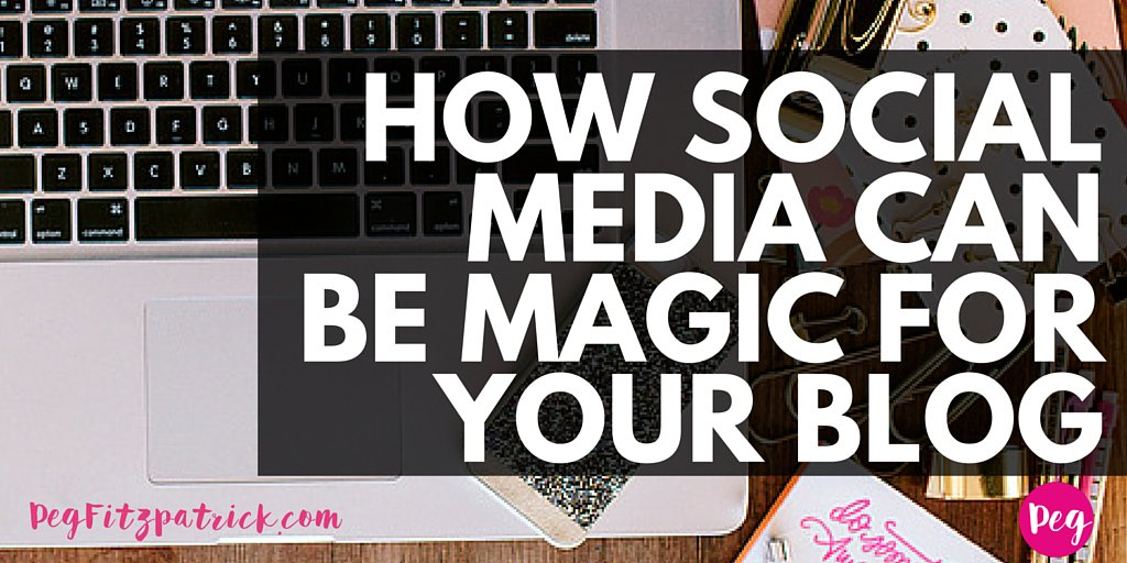 How #SocialMedia Can Be Magic For Your Blog [new article!] Read it here: https://t.co/7bT5cKGO2q #smtips https://t.co/Wqde7RpIcf
