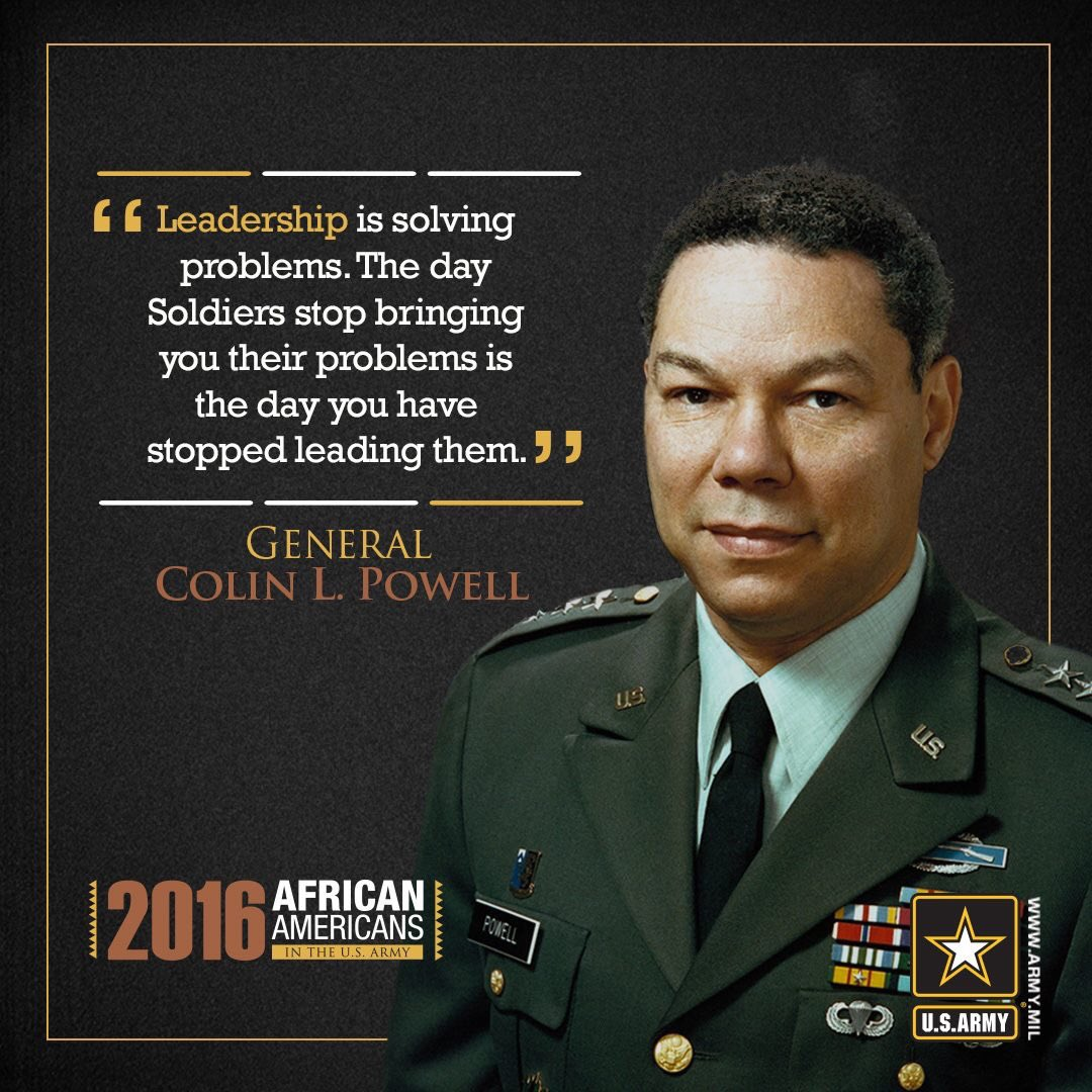 """Army Reserve CSM On Twitter: """"African-American History"""