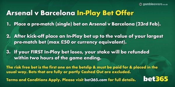 Bet365 Betting Bonus
