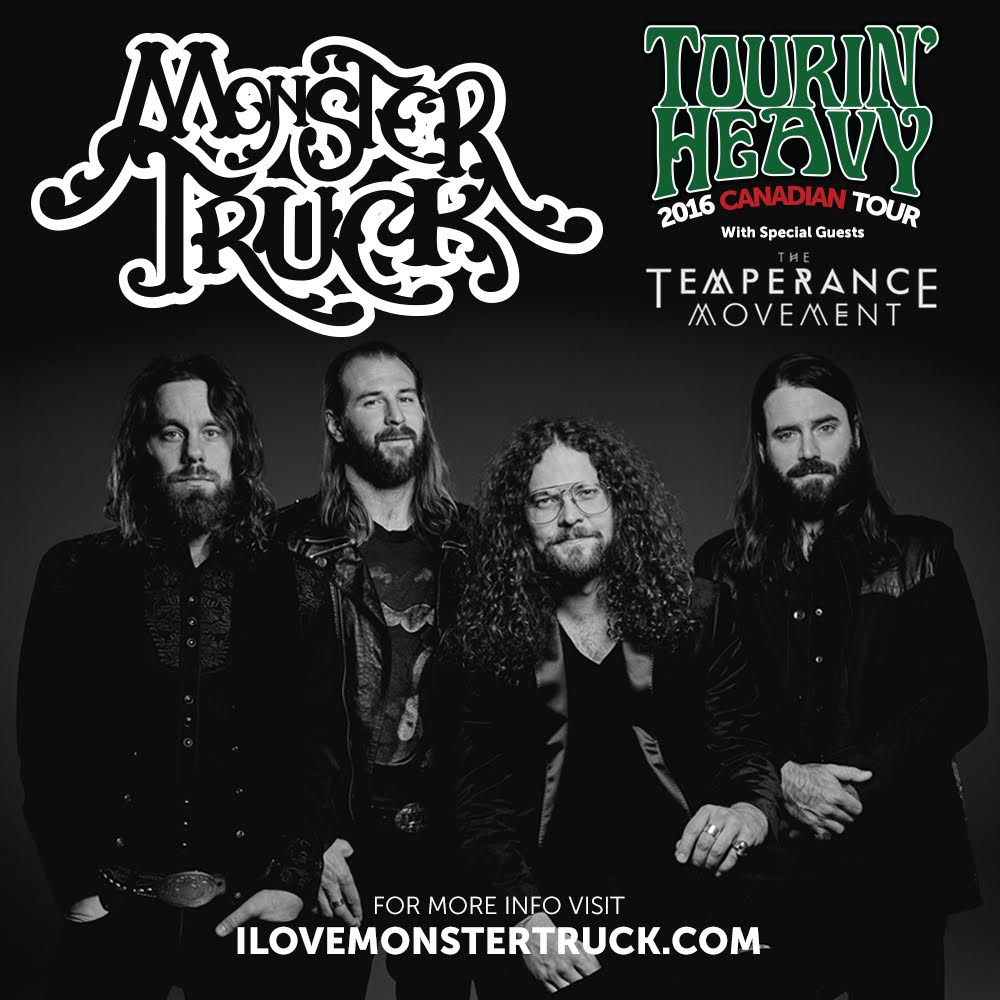 FOLLOW + RT to WIN a pair of tickets to see @Monster_Truck_ March 12th at @thephoenixdot in #Toronto, ON! https://t.co/n4uD7mqooR