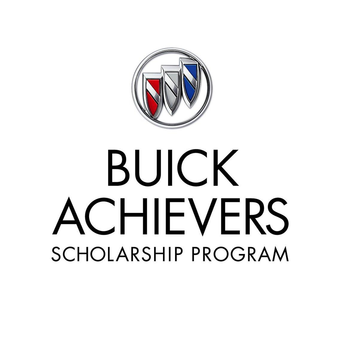 Buick Achievers Scholarship >> Patrick Paolucci On Twitter Mtbarra Gm Buick The Mini