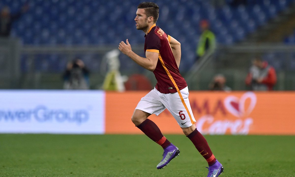 "AS Roma English on Twitter ""Watch Kevin strootman returned to"