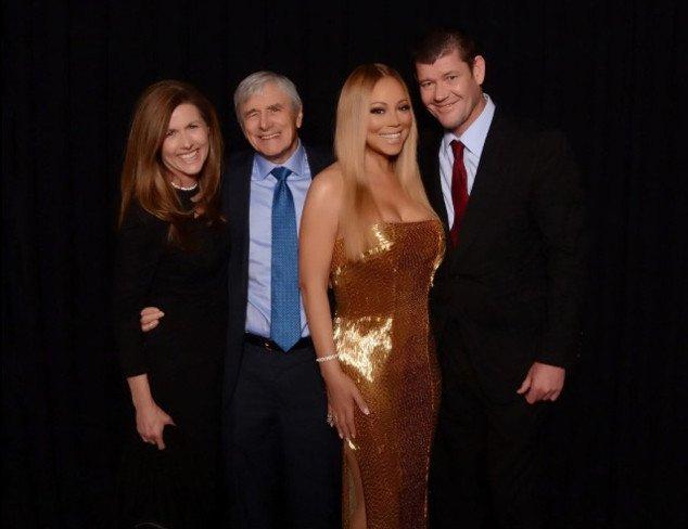 Mariah en résidence à Las Vegas - Page 5 Cb1ZZHBW0AEQGY7