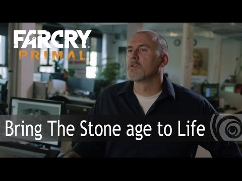 See how the #FarCry Primal team brought the Stone Age to life! >> https://t.co/DzTzegafh5 || https://t.co/JPwtWZxNVY