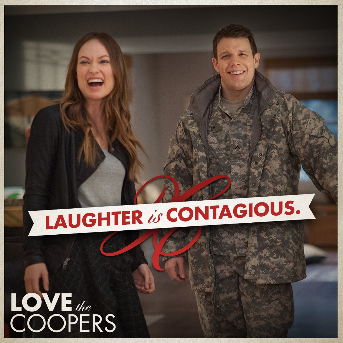 Catch the humor from those you love the most! #LoveTheCoopers https://t.co/yTVPpEYGcY