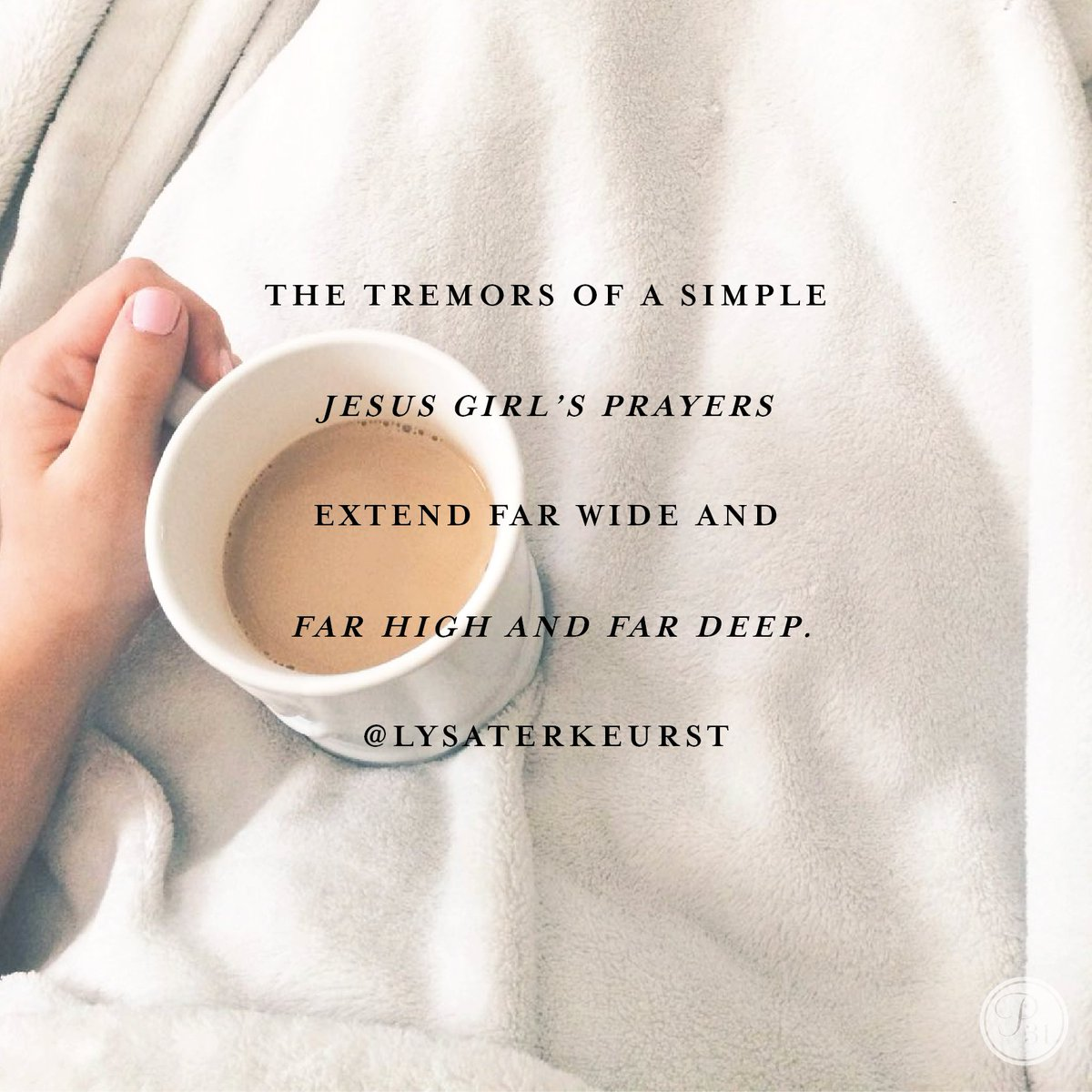 Lysa Terkeurst On Twitter The Tremors Of A Simple Jesus Girls