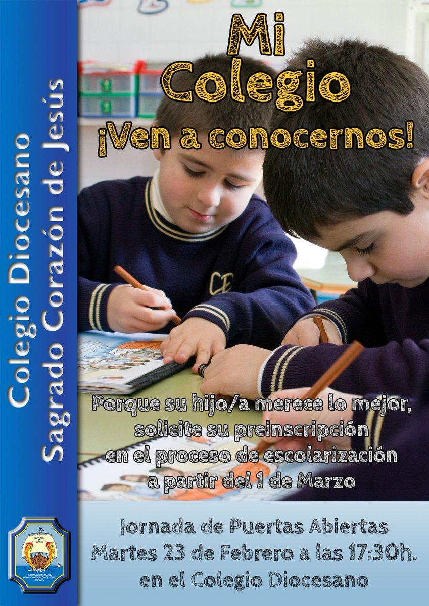 Jornada Puertas Abiertas Educación Infantil
